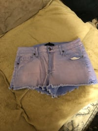 Girls size 12 forever 21 shorts Pace, 32571