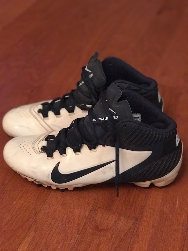 b133beed372e Used Size 12 Nike Alpha Speed football cleats for sale in Marietta - letgo
