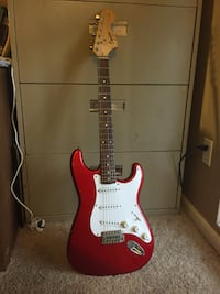 Squier Affinity Stratocaster null