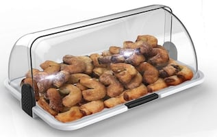 Cuisinox Polybox Countertop Bakery Display Case