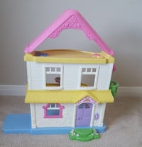 Vintage Fisher Price Dollhouse Tomball, 77375