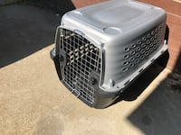 Gray and black pet carrier Florence, 41042