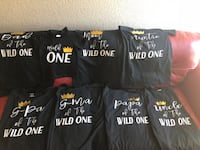Personalized and fully customizable t shirts for any event Las Vegas