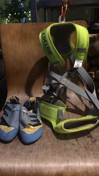 CLIMBING HARNESS KIDS and SHOES Bend, 97703