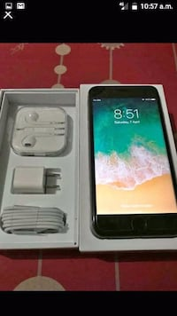 space gray iPhone 6 with EarPods, USB power adapter, Lightning to USB Cable, and box screenshot Nevada