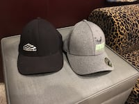 two black and grey sport caps Weyburn, S4H 1M3
