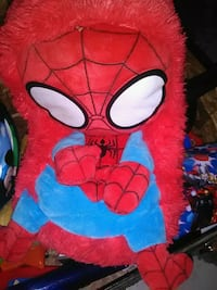 red and blue Spider-Man textile Petal, 39465