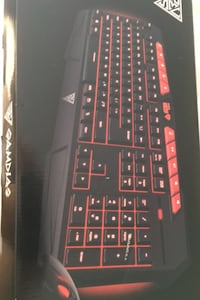 Gaming keyboard Kitchener, N2A 1A6