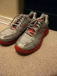 Red/Grey Reebok Shoes  Albuquerque, 87114
