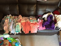 Girls 3-6 month and 6 month clothes Calgary, T2Z 3M6
