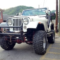Jeep - CJ - 1981 Logan, 25601
