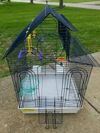 Bird Cage Warren, 44481