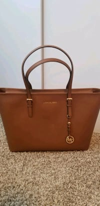 Authentic Michael Kors Luggage Tote