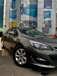 2017 Opel Astra SEDAN 1.6 16V 115 PS EDITION PLUS Çerkezköy
