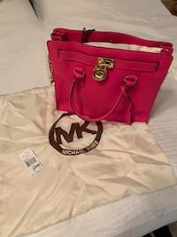 Michael Kors large pink purse Fairfax Station, 22039