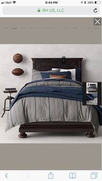Restoration Hardware Queen Duvet cover  Whitchurch-Stouffville, L4A 0C6