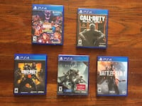 PS4 game bundle  2199 km
