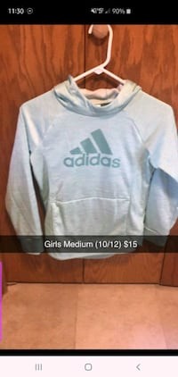 Girls medium Adidas  Cedar Falls