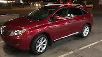 Lexus - RX - 2010 With Navigation -Serious Requests Only Please!