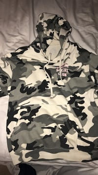 ASSC snow camo hoodie St Catharines, L2S 4A6