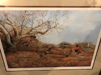 "Ducks Unlimited ""Covey Rise at Sycamore Knob"" by Wayne Willis Limited  Shreveport, 71118"
