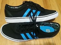 "12""black and blue Adidas low-top sneaker Toronto, M8W 3G7"