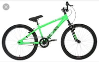 green and black hardtail mountain bike Aylesbury, HP20 1JS