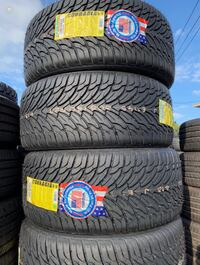 """22"""" FEDERAL Couragia s/u Tires 305/40R22 ...$109 Each  (Brand New In Stock) La Habra Heights"""