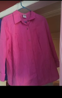 Jaclyn Smith ladies Top size 2X Bowie, 20715