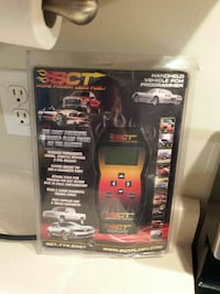 Sct handheld vehicle pcm programmer pack.AVAILABLE Burlington