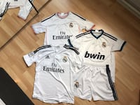 Real Madrid drakter Oslo, 0988
