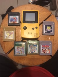 Gameboy Color with 6 Games Chicago, 60616