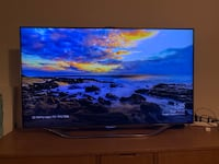 55' Samsung LED smart TV in  Aurora  null