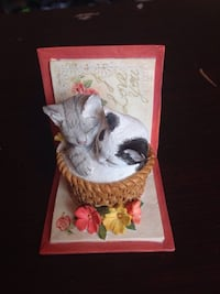Kitten tales figurine Johnson City, 37601