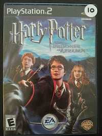 PS2 Harry Potter Prisoner of Azkaban Vaughan, L4L