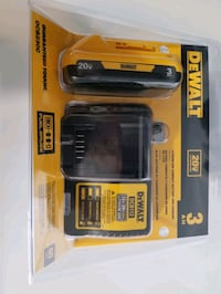 Dewalt battery and charger Langley City, V3A 5E6