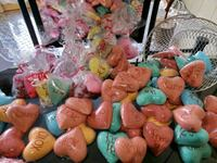 Valentine  day bath bombs $1.50 each or 5 for $5 Southfield