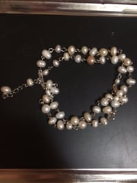 Mark down-Pearl Bracelet & 2 Necklaces