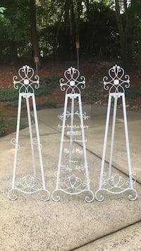 Wedding Sign Stands Cornelius, 28031