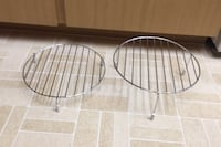 Kitchen cooling racks (set of 2)