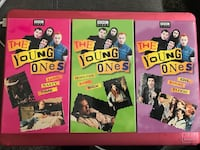 The Young Ones VHS 3 Tape Set Chicago, 60618