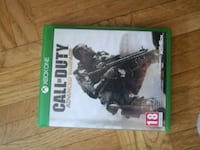 Call of Duty Advanced Warfare Xbox Ett spelfall Stockholm, 123 33