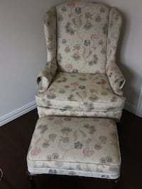 wing chair with otterman Mansfield, 76063