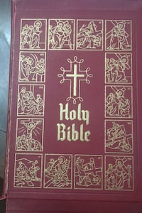 The holy Bible from 1950