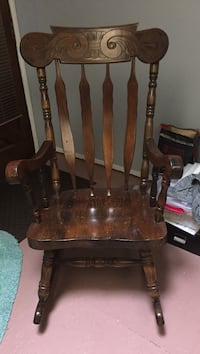 Solid wood rocking chair from Philippines Bremerton