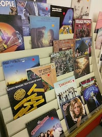Large selection of albums $1.99 and up Henderson, 42420