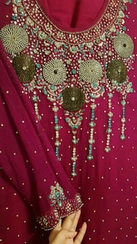 Party dress pakistani indian designer  Mississauga, L5N 7Y8