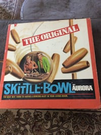 JUST REDUCED The Original Skittle Bowl Game  Rockville