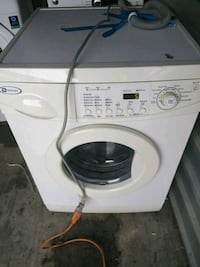 white front-load washing machine Prince George's County, 20746