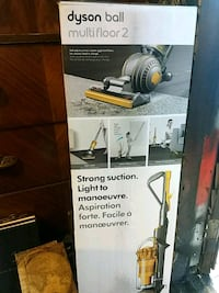 Dyson ball multifloor vacuum cleaner box Edmonton, T5W 3L5